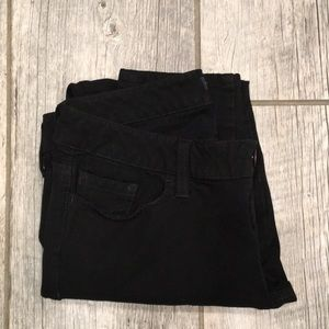 Black Banana Republic skinny jeans